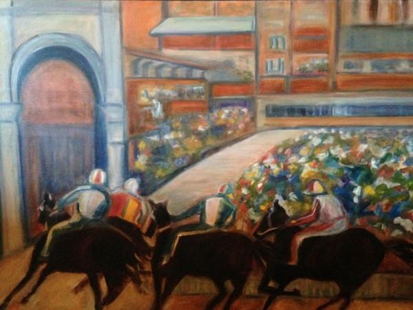 Palio Horses