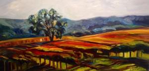 Original Oil 24 x 48
