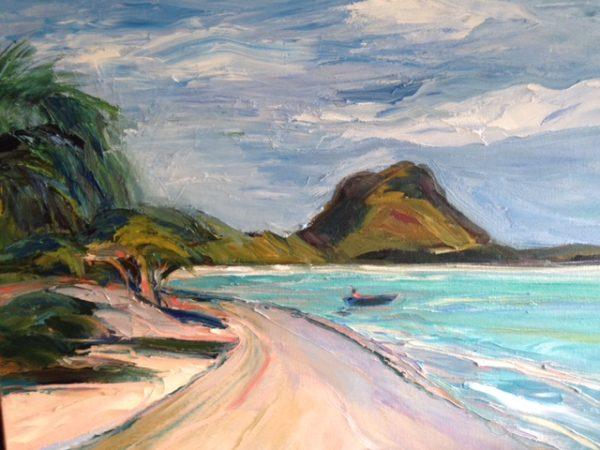 tahitian beach